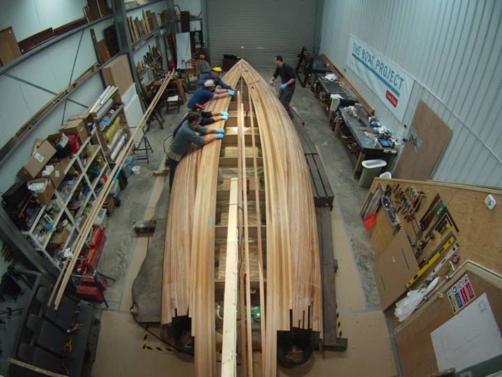 Image result for falmouth university boat building